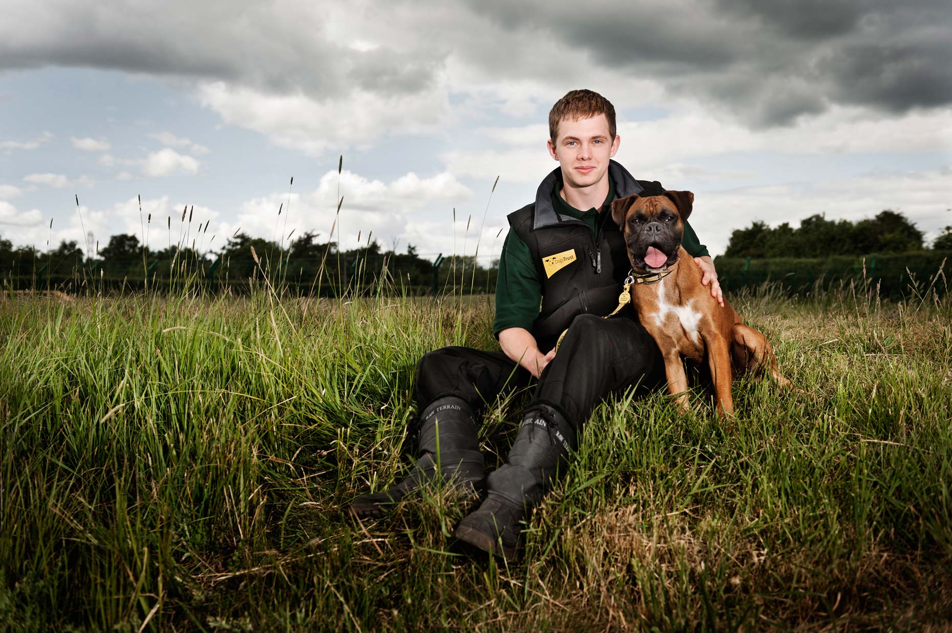 Dogs Trust Photographer